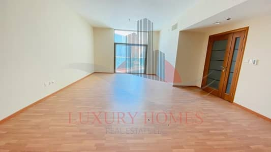 3 Bedroom Apartment for Rent in Al Reem Island, Abu Dhabi - Custom Wooden Flooring Maid room Appliances