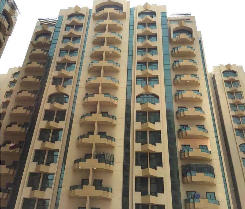 Rashidya Towers, AED 25,000 Rent 2 Bedroom Hall Apartment