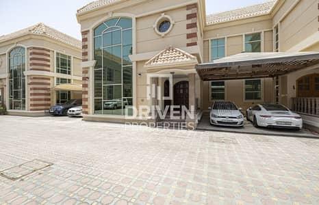 فیلا 6 غرف نوم للايجار في المنارة، دبي - Semi Independent Compound Villa In Al Manara