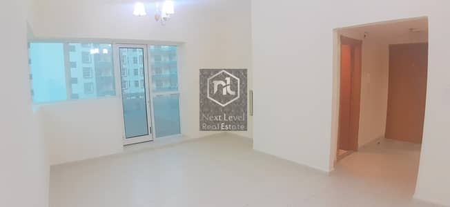 1 Bedroom Apartment for Sale in Dubai Silicon Oasis, Dubai -  VACANT ONE BED ROOM+BALCONY+PARKING+CLOSE KITCHEN IN AXIS RESIDENCE 2 SILICON OASIS