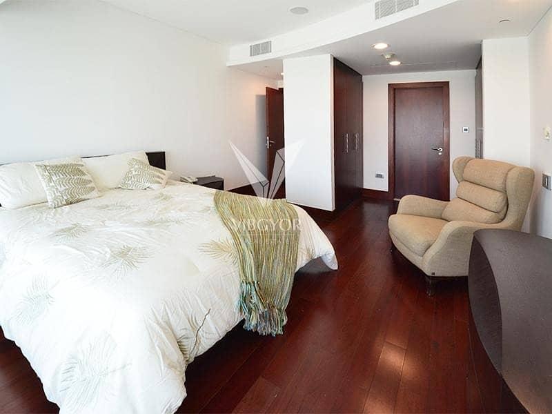Stunningly Furnished   High Floor   Duplex