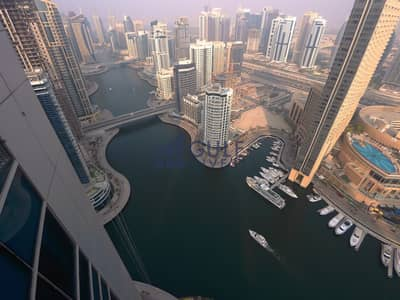 3 Bedroom Apartment for Rent in Dubai Marina, Dubai -  3BR + Maids / Chiller Free!
