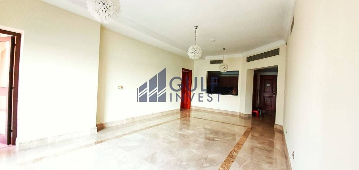 Stunning 2bd + maids with full sea view!