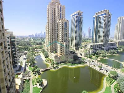 2 Bedroom Apartment for Rent in The Views, Dubai - 2BR Lake View Available from August