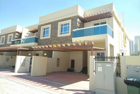 3 Bedroom Villa for Rent in Jumeirah Village Circle (JVC), Dubai - Just Handed Over | Single Row | Overlooking Park | Original Pictures |