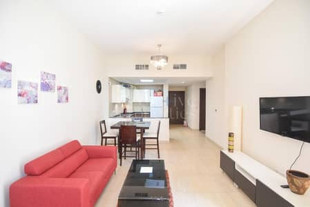 1 Bedroom Apartment for Rent in Al Furjan, Dubai - FULLY FURNISHED |NEAR TO METRO |ONE BED ROOM APERTMENT