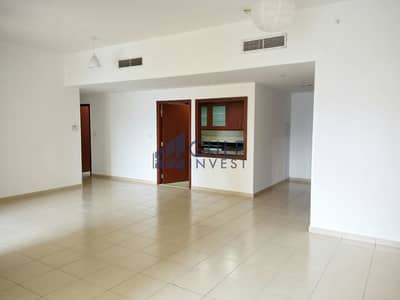2 Bedroom Apartment for Rent in Jumeirah Beach Residence (JBR), Dubai - Nice Cheap & Best - Big Layout - Partial Marina + Storage