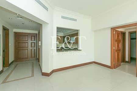 شقة 2 غرفة نوم للايجار في نخلة جميرا، دبي - Mid Floor | Park Views| Quiet Location| Type C |PJ