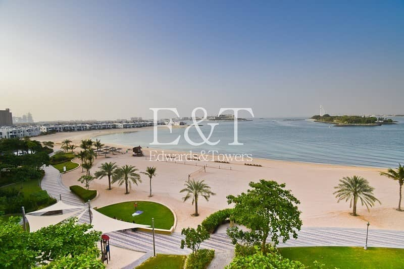 Mid Floor | Stunning Sea Views | Type B | 1 BR |PJ