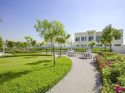 تاون هاوس 3 غرف نوم للايجار في ريم، دبي - Breath Taking Type D Single Row  View  | Peaceful Community
