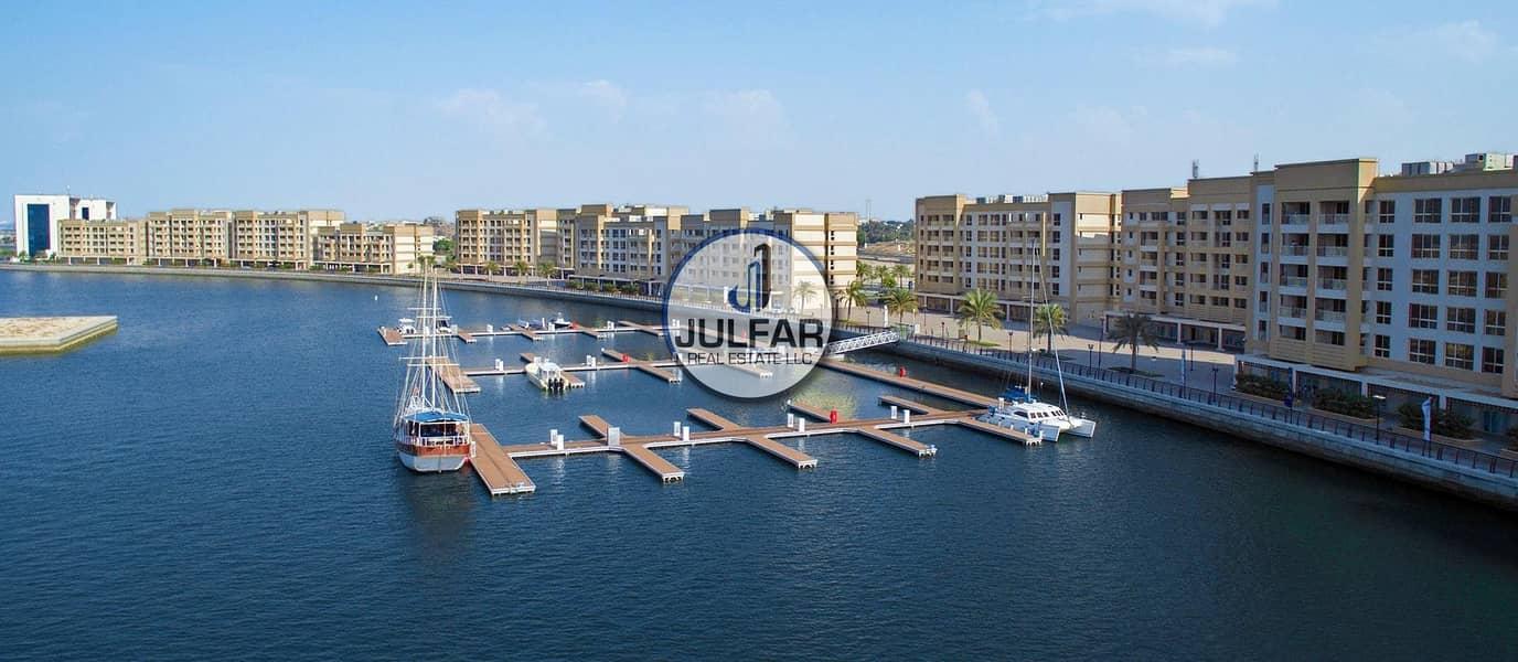 Exclusive Offer Sea View 2-Bedr Apt| Mina Al Arab