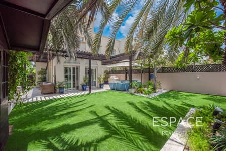 3 Bedroom Villa for Sale in The Springs, Dubai - Exclusive |Type 2E |Extended Corner Plot