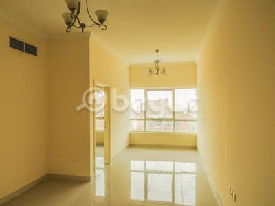 1 Bedroom Flat for Rent in Al Nuaimiya, Ajman - 1B/R 22K . . ONE Month FREE . . No Commission . . Direct From The Owner . . FREE GYM & Swimming pool