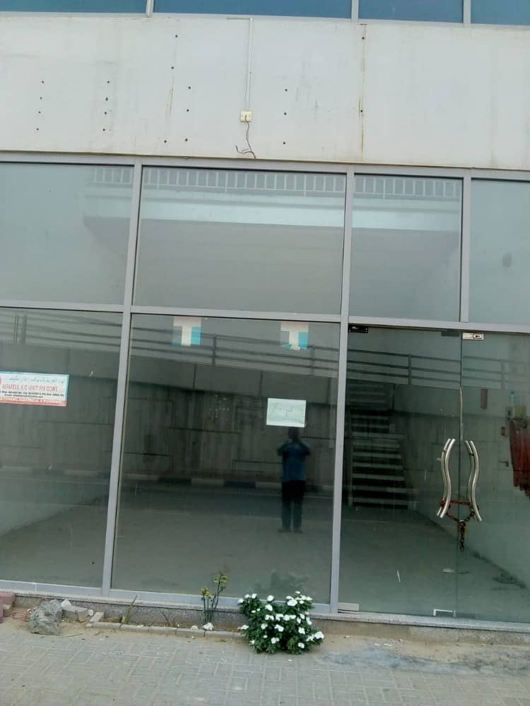 2 SHOP For RENT 55K in Industrial area 13 .. 2 Month FREE .. Directly From Owner ..NO Commission