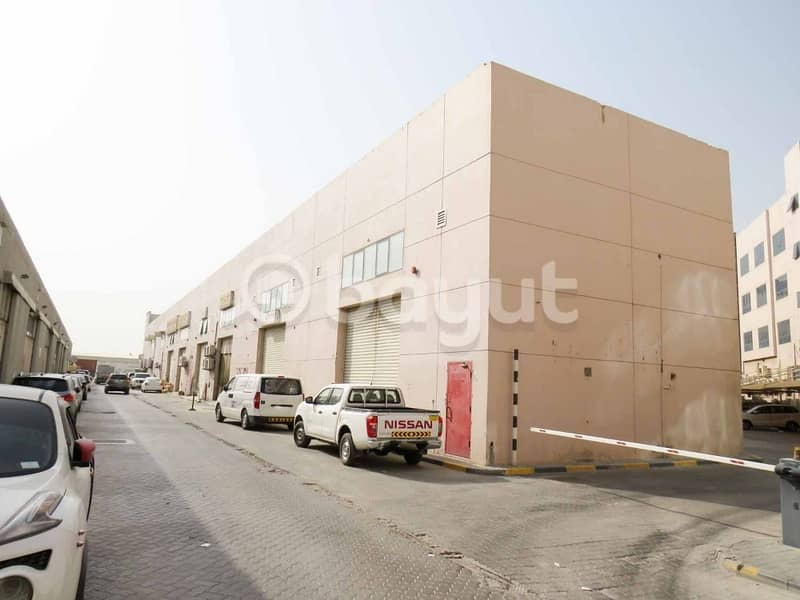 2 SHOP For RENT 45K in Industrial area 15 . . 2 Month FREE . .NO Commission . . Directly From Owner