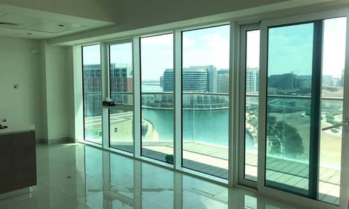 1 Bedroom Apartment for Rent in Al Raha Beach, Abu Dhabi - Partial Sea View  / Spacious 1BR Apt / Best Offer !