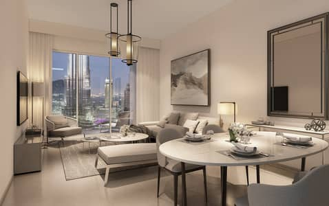 1 Bedroom Apartment for Sale in Downtown Dubai, Dubai - |Act 1 Act 2|3 YRS Post Handover Payment Plan | Brand New