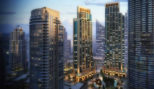 3 Bedroom Flat for Sale in Downtown Dubai, Dubai - 20/80 5 YRS Post Handover Payment Plan | Brand New