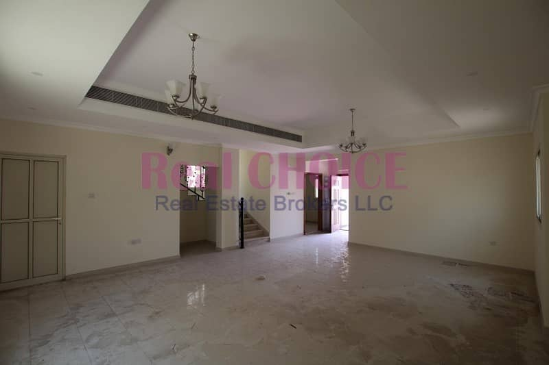 2 3BR+Maids | 13 Months | Well Maintained