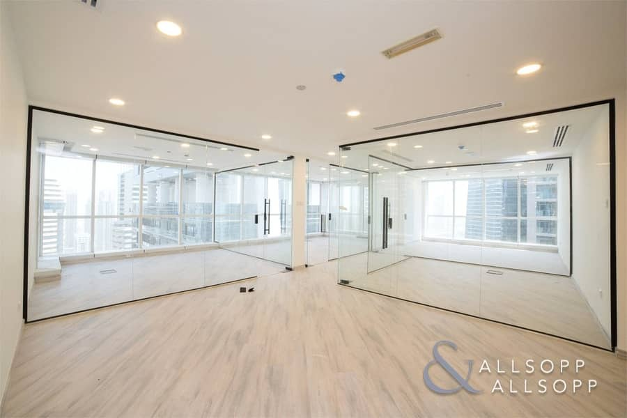 Vacant Office |Luxury Fitted| Grade A Tower