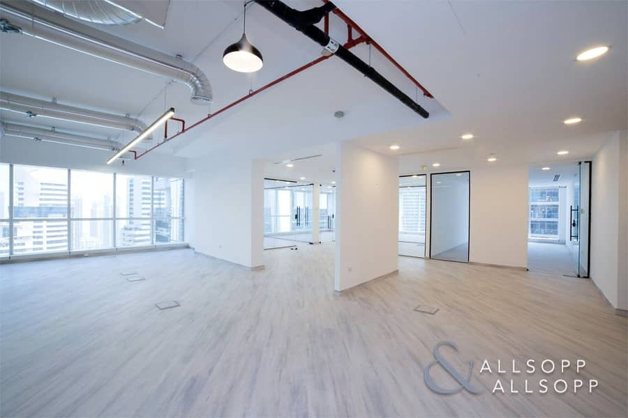 2 Vacant Office |Luxury Fitted| Grade A Tower