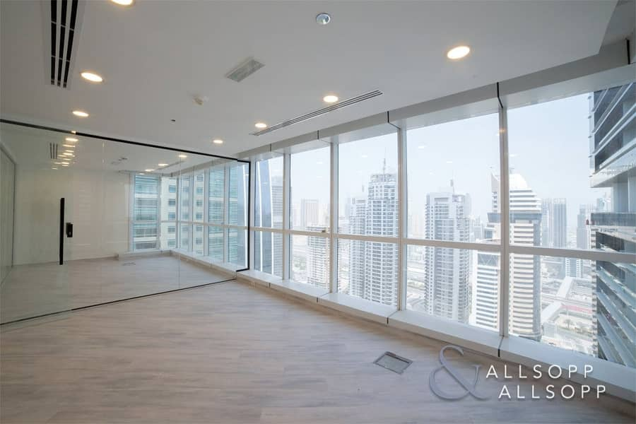 10 Vacant Office |Luxury Fitted| Grade A Tower