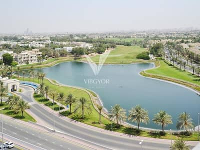 5 Bedroom Flat for Rent in The Hills, Dubai - Stunning | Golf Course View | Duplex