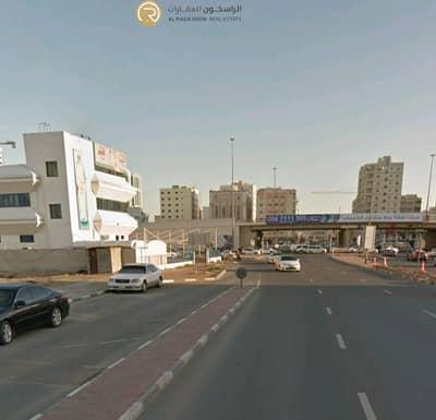 Plot for Sale in Al Rashidiya, Ajman - Commercial lands for sale in Sheikh Khalifa Street Gulfa Bridge