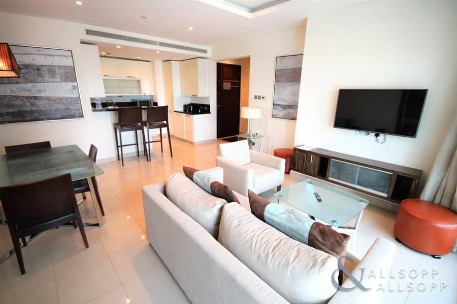 2 Exclusive | 2 Beds | Vacant  | Furnished