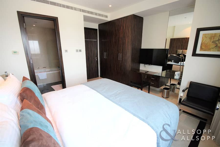 10 Exclusive | 2 Beds | Vacant  | Furnished