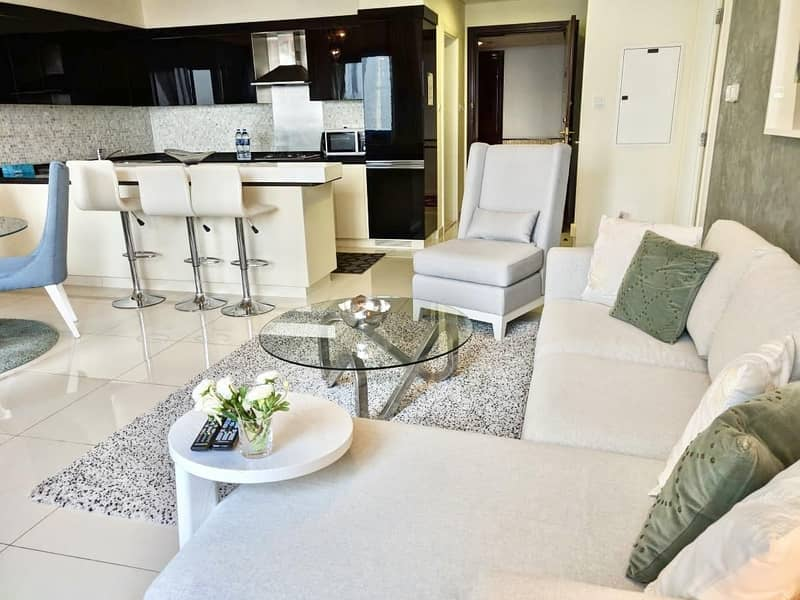 2 Luxury unit with  Burj. Khalifa View