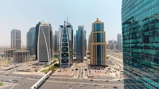 1 Bedroom Apartment for Rent in Jumeirah Lake Towers (JLT), Dubai - City views | Sauna and steam | Move-in ready