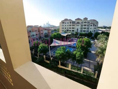 2 Bedroom Apartment for Rent in Dubai Festival City, Dubai - Pool View | 1 Month free | No Commission