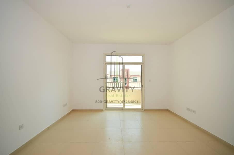 Vacant Studio in a Beautiful & Peaceful Community