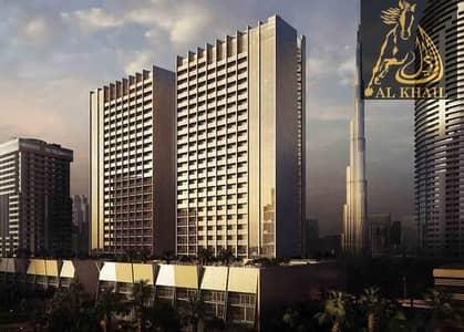 استوديو  للبيع في الخليج التجاري، دبي - INVEST UPSCALE STUDIO APARTMENT FULLY FURNISHED