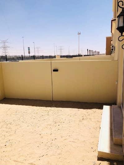 3 Bedroom Townhouse for Sale in Dubailand, Dubai - READY KILLER AMARANTA VILLANOVA READY AED 1,199,999 FOR 3BR+ MAIDS + LIVING DINING BUA IS 1894 SQUARE FEET PLOT AREA IS 1735 SQUARE FEET