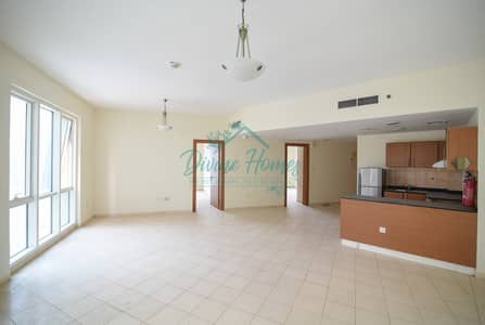 2 Bedroom Flat for Rent in Dubai Production City (IMPZ), Dubai - Two Bedroom Apartment with Pool View