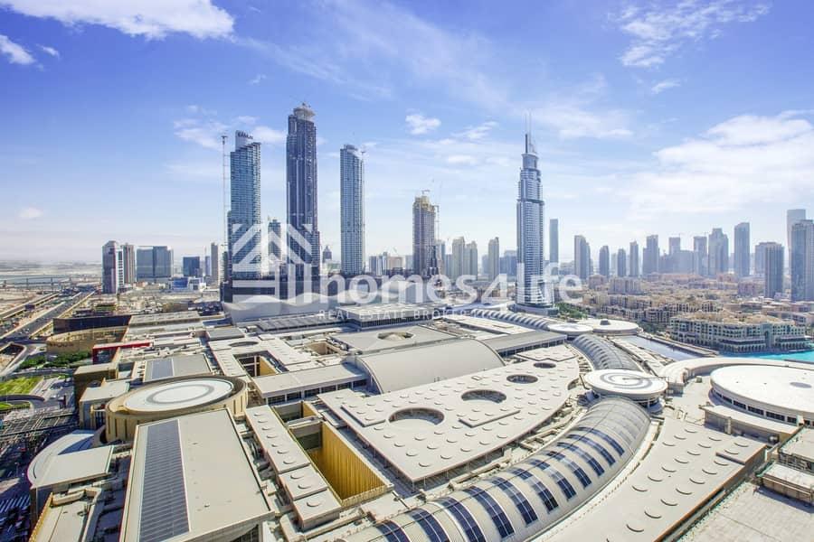17 Fully Serviced 1 BR / The Address Dubai Mall