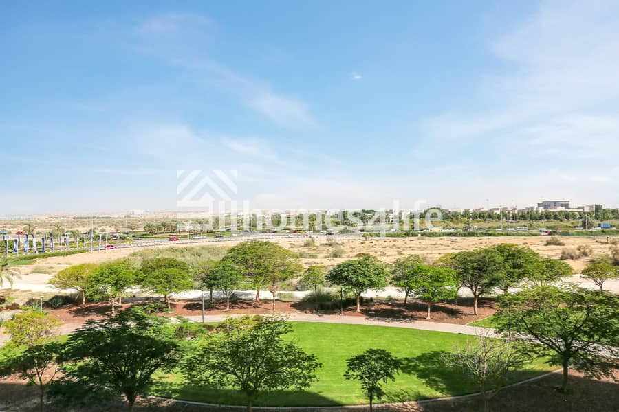 No commission | Park and Garden View |Vacant