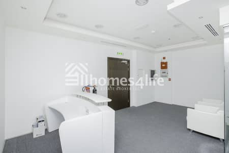 Elegant Fully Fitted Office I 4 Parking Spaces