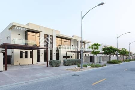 3 Bedroom Villa for Rent in DAMAC Hills (Akoya by DAMAC), Dubai - Best Price 90K  THM-1   Brand New Villa