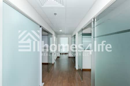 Office for Rent in Business Bay, Dubai - Fitted Office | Furnished | Vacant | Business Bay