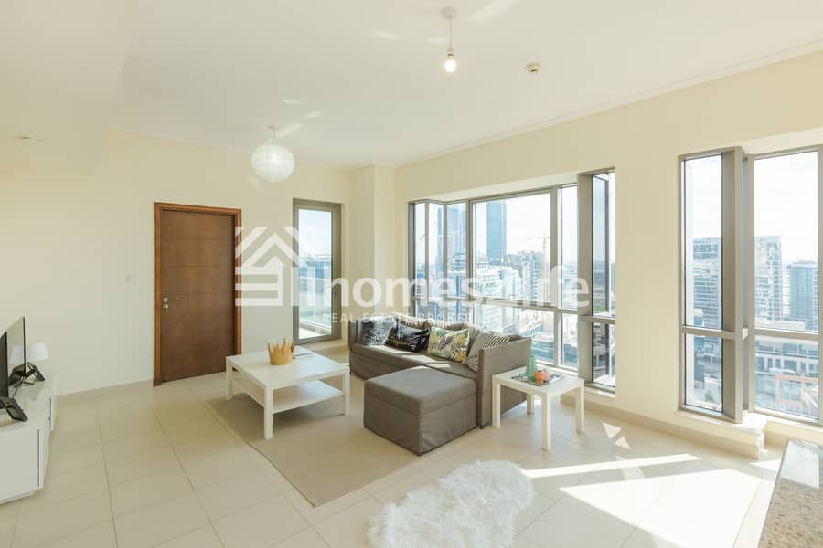 2 Exquisite | Spacious Layout | Chiller Free