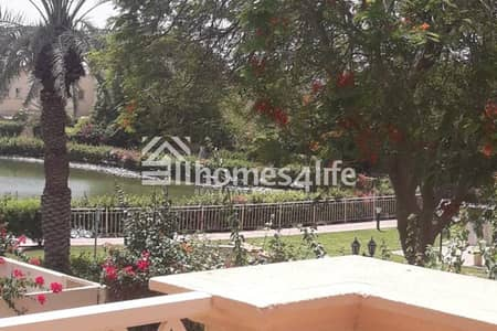 2 Bedroom Villa for Rent in The Springs, Dubai - Excellent Location | Type 4E Facing Lake