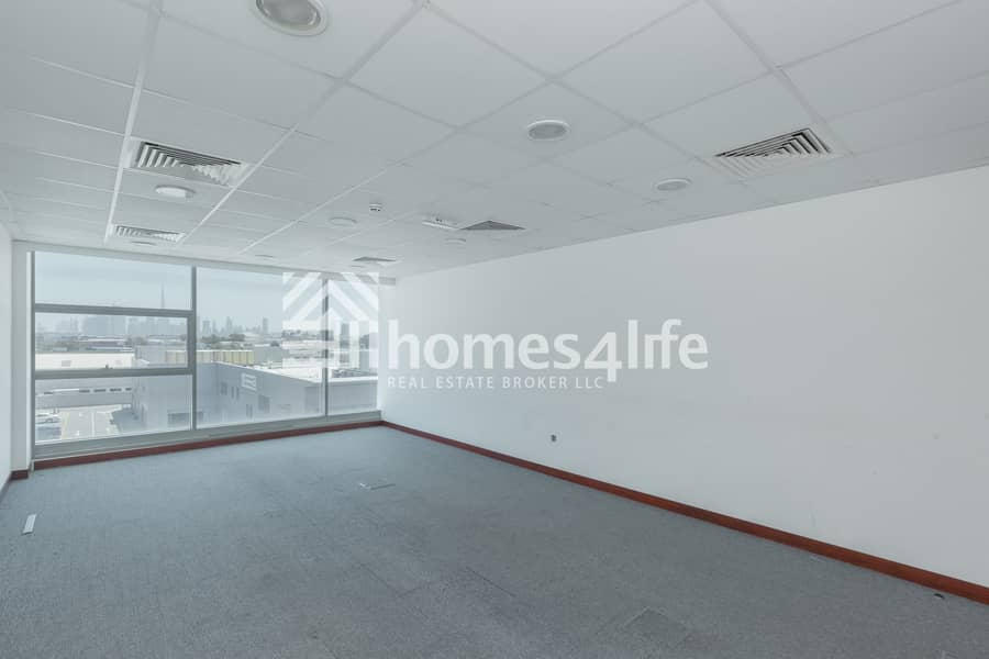 14 Ideally Located | Available Fitted Office
