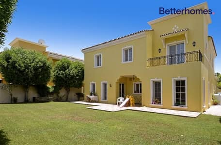 4 Bedroom Villa for Sale in Arabian Ranches, Dubai - Vacant | Close to park and pool | Big Plot