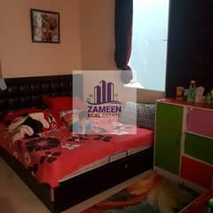 Monthly Semi Furnished 1BHk For Rent In Shabiya 09