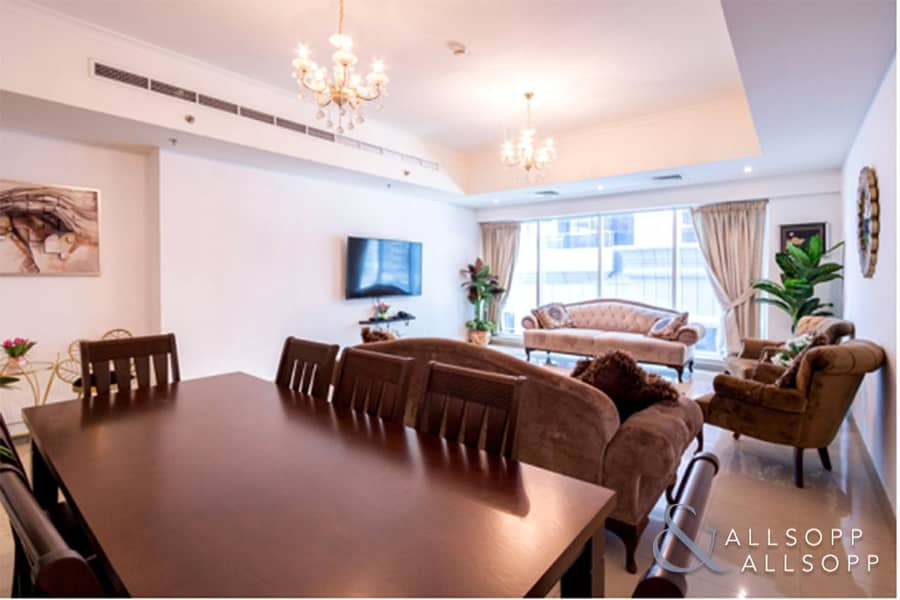 Spacious 2 Bedrooms + Maids | 2455 Sq. Ft