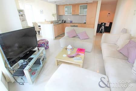 1 Bedroom Apartment for Sale in Dubai Marina, Dubai - Upgraded Floorplan | One Bed | Low Floor