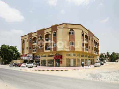 Studio for Rent in Al Rawda, Ajman - studio flat | well ventilated | in peaceful environment | with negotiable price